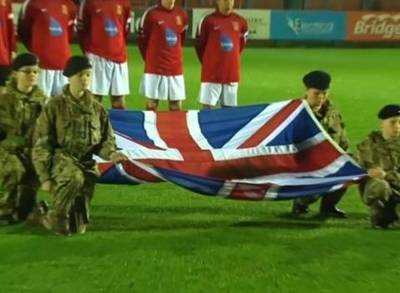 News video: Football Game Remembers WWI Christmas Truce