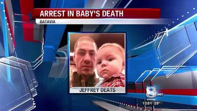 News video: Arrest Made in the Death of 6-Month-Old Chandler Deats